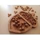 Тарелка для орехов (ясень)